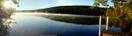 Upper Goose Pond Sunrise