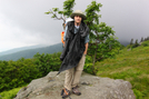 Roan Highlands by bus in Views in North Carolina & Tennessee