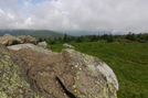 Grassy Ridge Bald, Nc by bus in Views in North Carolina & Tennessee