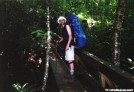 Me on Bridge by Corvis in Section Hikers