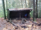 Carter Gap Shelter (old) by novhiker in North Carolina & Tennessee Shelters