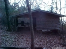 Carter Gap Shelter (new) by novhiker in North Carolina & Tennessee Shelters