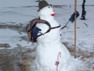 Frosty The Hiker