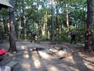 Rangers In Training by Freedom Walker in Hawk Mountain Shelter