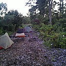 Camping at Native Landscapes Garden Center (NY) by BigHodag in New Jersey & New York Trail Towns
