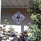 A.T. sign at Native Landscapes Garden Center (NY)