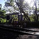 Appalachian Trail train station (NY) by BigHodag in Trail & Blazes in New Jersey & New York