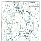 A.T. - Mohawk Trail loop with approx campsite locations