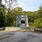 Iron Bridge at Falls Village CT