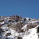 Lion's Head trail - Mount Washington December 2011 by Sarcasm the elf in Views in New Hampshire