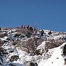 Lion's Head trail - Mount Washington December 2011