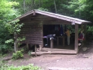 Wesser Bald Shelter by bigcranky in North Carolina & Tennessee Shelters