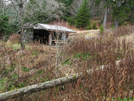Tricorner Knob Shelter