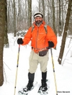 Snowshoeing On Valentine's Weekend, 2010