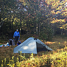 Mt Rogers Fall Loop Hike by bigcranky in Tent camping