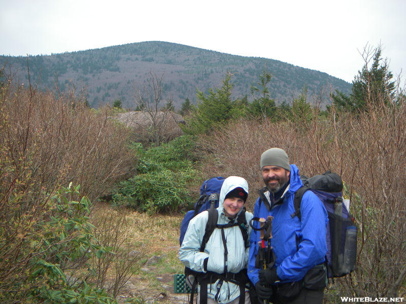 April Mt Rogers Hike