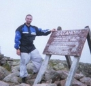 Katahdin by Mountain Goat in Views in Maine