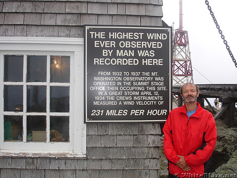 Mt Washington - New Hampshire