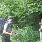 Start of 100 Mile wilderness by jbwood5 in Faces of WhiteBlaze members