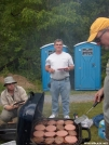 """George Andrews, """"Tin Man"""" by StarLyte in 2006 Trail Days"""