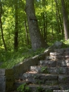 Beautiful stone steps at Blackburn Trail Center by StarLyte in Trail & Blazes in Virginia & West Virginia