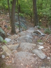 Stone stair leading up to the AT at Blackburn by StarLyte in Virginia & West Virginia Trail Towns
