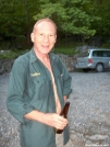 """Chris, """"TrailBoss"""" by StarLyte in Virginia & West Virginia Trail Towns"""