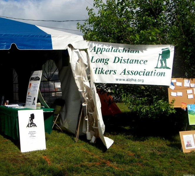 Aldha At Trail Days 2008