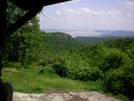 vista from west mountain shelter, bear mountain state park, ny by Mariano in Views in New Jersey & New York