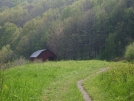 Overmountain Shelter by mountaineer in North Carolina & Tennessee Shelters