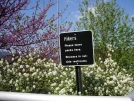 Sign at Fontana Dam