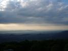 Shenandoahs at dusk