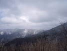 Smokys - looking back by mountaineer in Views in North Carolina & Tennessee