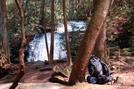 Long Creek Falls by Luddite in Views in Georgia