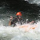 Nantahala falls, Nantahala river