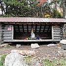 sawyer pond shelter