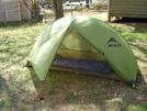 Hubba! by Sierra Echo in Tent camping