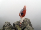 Me On Knife's Edge by jrCranstonRI in Section Hikers