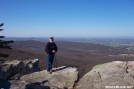 J Clausen at Annapolis Rocks by Bucketfoot in Day Hikers