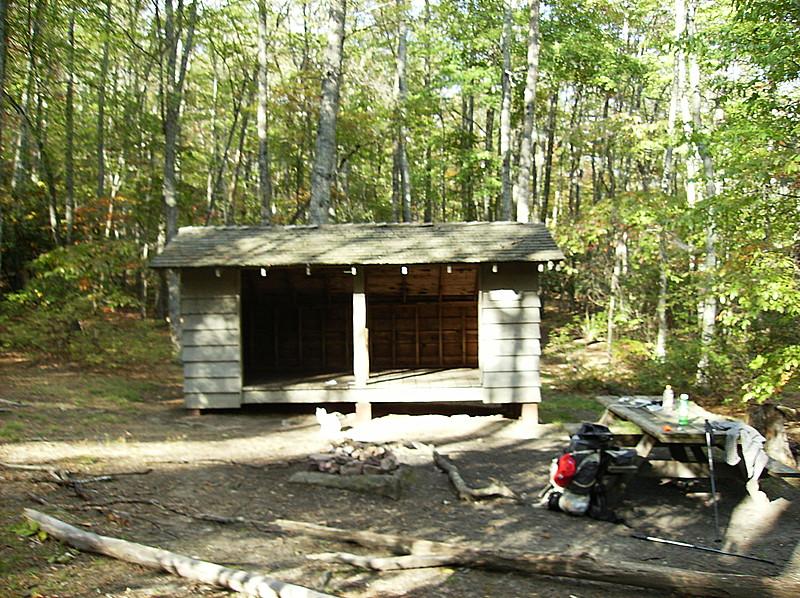 War  Spur Shelter