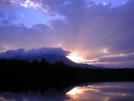 Sun Rise by Hiking Ike in Trail & Blazes in Maine