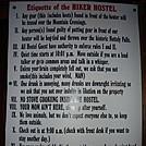 House Rules at Neel's Gap by HolySmoke! in Trail & Blazes in Georgia
