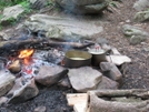 Campfire Cookin' by The Cleaner in Views in North Carolina & Tennessee