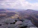 McAfee Knob-rock-water-sky-mountain
