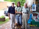 Model T, Aesop, & Gene Espy @ Trail Days '09