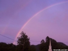 Damascus Va., Rainbow by Aesop in Virginia & West Virginia Trail Towns