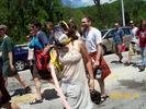 Respirator Chick @ Trail Days '09