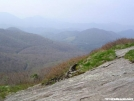 Cliffs near Carver\'s Gap, Tenn. by Aesop in Views in North Carolina & Tennessee