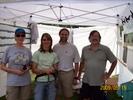 "Tripper Lee, Aesop, David Miller & Rick ""Attroll"" Trail days '09"