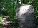 Three Ridges by Ramble~On in Sign Gallery